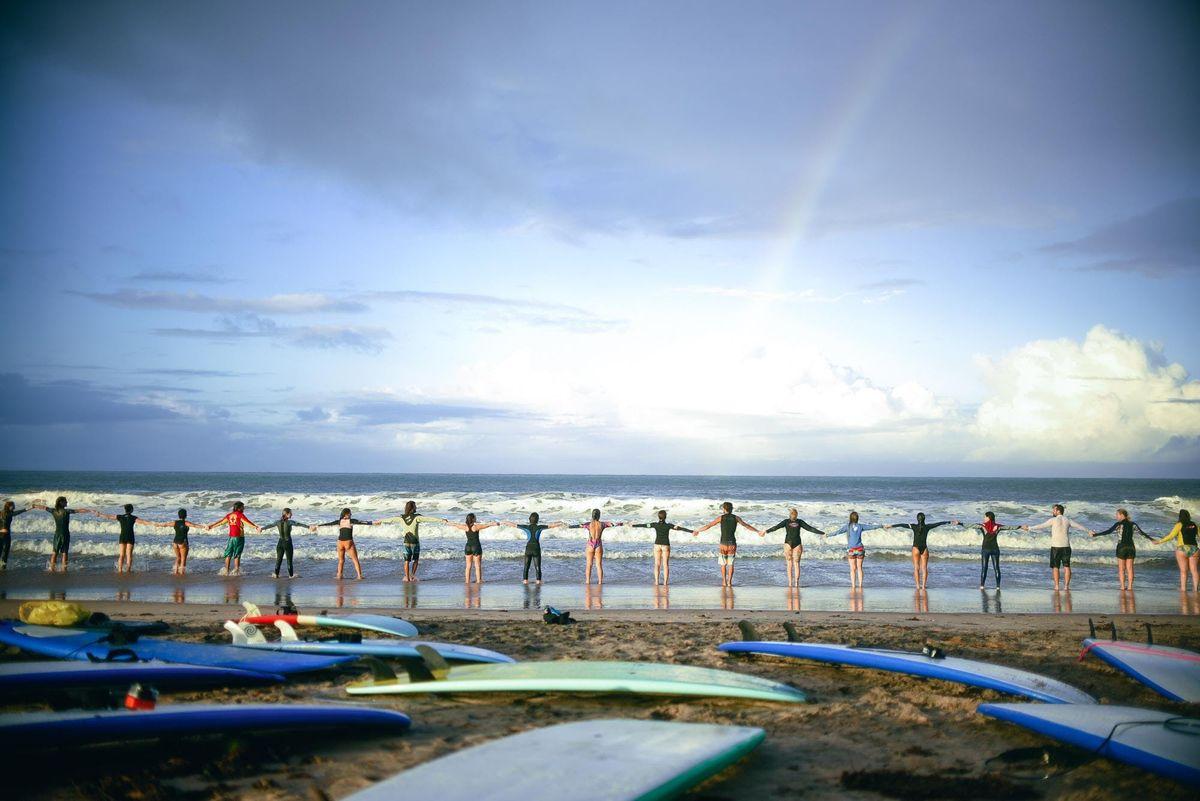 Experincia SYM - Surf Yoga Music - Rio de Janeiro