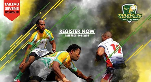 Tailevu 7s Rugby Tournament