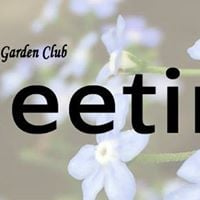Membership Meeting - Potluck &amp Plant Swap