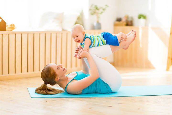 Yoga mit Baby in Weinheim