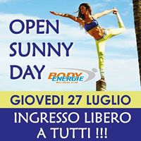 Open Sunny Day Body Energie
