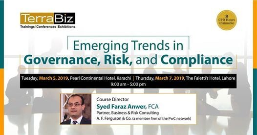 Emerging Trends in Governance Risk and Compliance