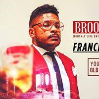 Brooklyn LIVE feat. Francisco Tavares 29 April