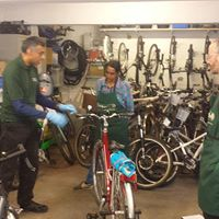 Two-day advanced bicycle maintenance course