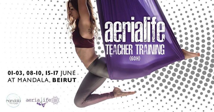 AeriaLife Teacher Training in Beirut
