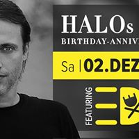 13 Years of HALO with EDX