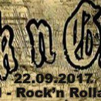 Rock n Ghena- Rocknrolla Iasi - 22 Septembrie -Support Act - Serpent Stream