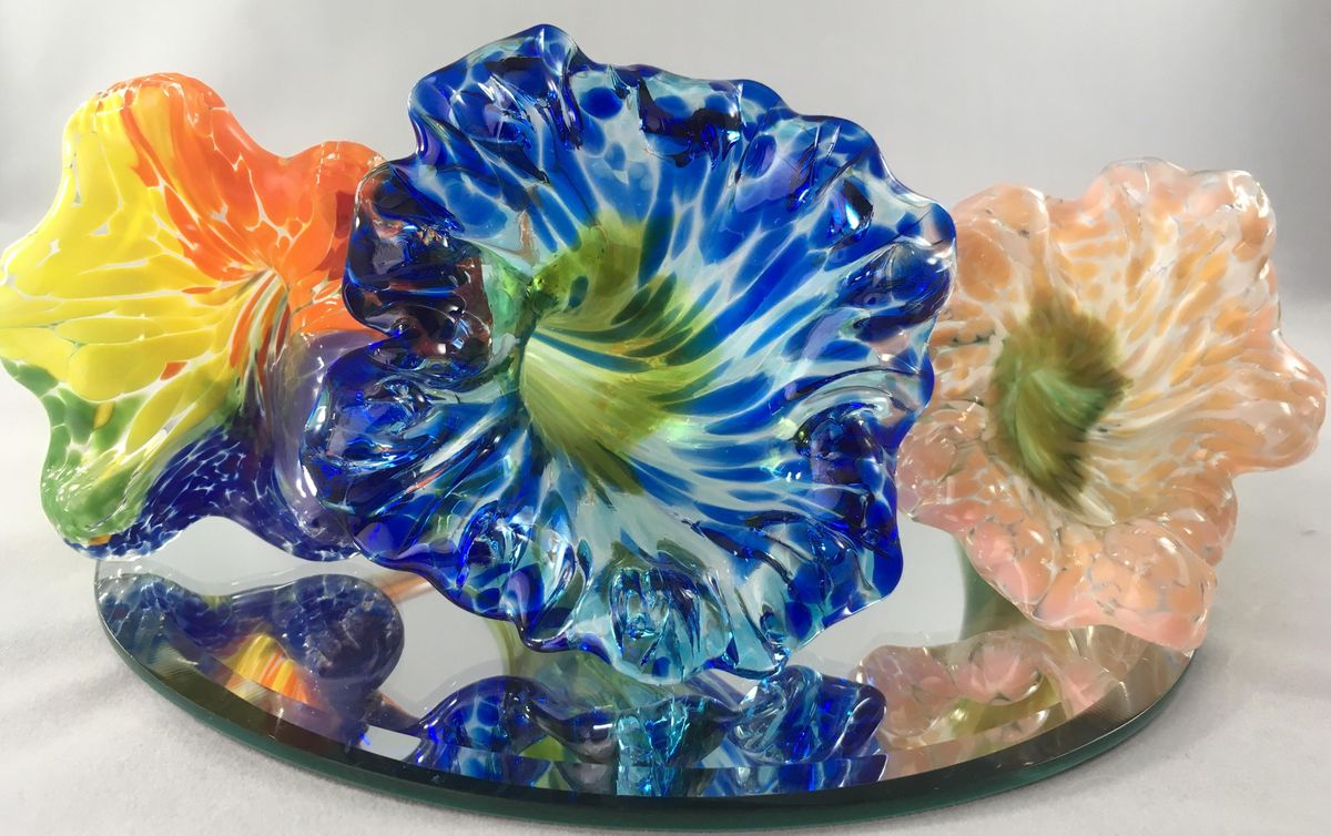 The Hottest Flowers Ever Made by YOU at Glass Infusion Weekend