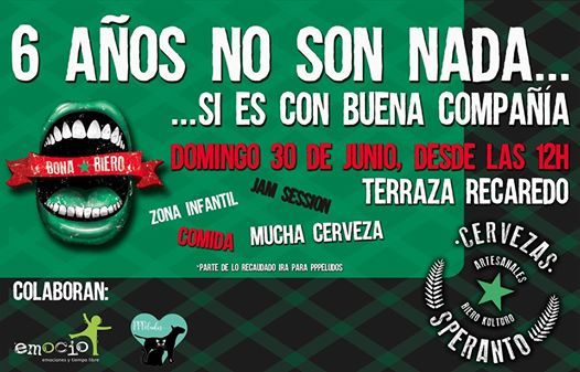 Junio Cervezas Artesanales Events In The City Top Upcoming