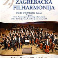 Koncert Zagrebake filharmonije