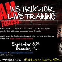 Live Training at Shapes for women Brandon