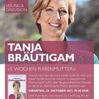 Tanja Brutigam 5 Wochen Rabenmutter