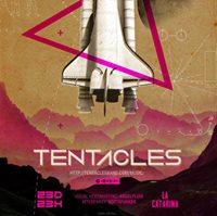 Tentacles  Video-Mapping en La Catarina
