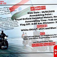 Republic Day Ride
