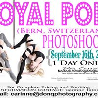 The ONE &amp ONLY DON CURRY at ROYAL POLE only for 1 day