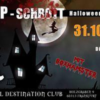 Halloween POP Schrott ROCK PARTY - Dienstag 31. Oktober 2017