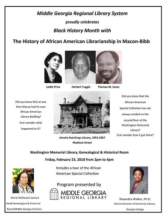 African American Librarianship