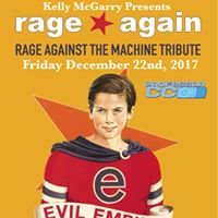 Rage Again Holiday RageFest - 12.22.17 - (House of Blues SD)