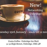 Uxbridge Connect Networking launch event