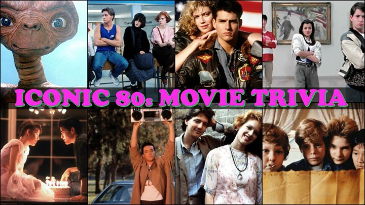 iconic 80s movie trivia at 5th street pub in sylvania sylvania