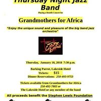 Grandmothers for Africa Concert