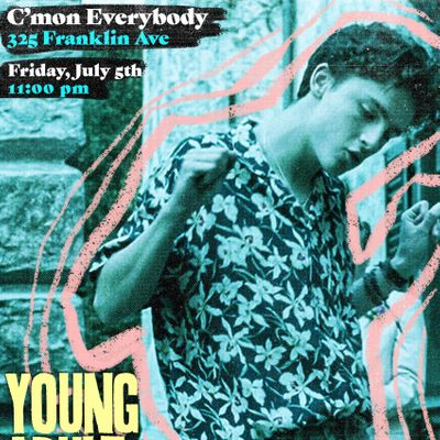 Young Adult Friction an indiealt dance party