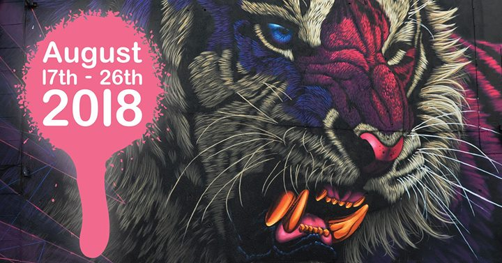 Waterford Walls International Street Art Festival 2018