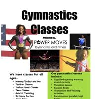 Power Moves Gymnastics and Fitness