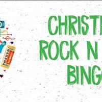 Christmas Rock N Roll Bingo