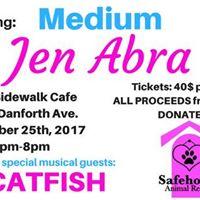 Medium Jen Abra- Fundraiser