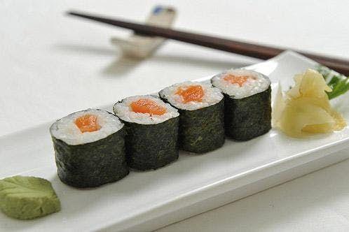 CURSO DE SUSHI BSICO (sushis enrolados) - 06022019 (Quarta-feira)