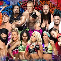 WWE Summerslam - No Cover
