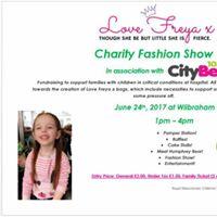 Love Freya - Charity Fashion Show