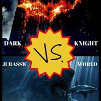 Teen Movie VOTE - Dark Knight or Jurassic World