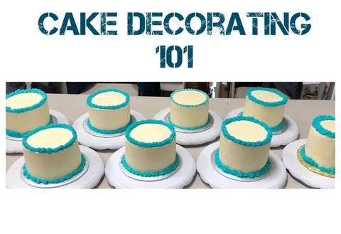 Cake Decorating Introduction to Cake Decorating