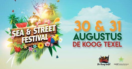 Sea & Street Festival De Koog 2019