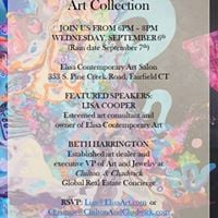 How to Start an Art Collection event