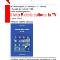 Felice Rossello a La Feltrinelli Point Savona