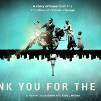 Filmvisning &quotThank you for the rain&quot