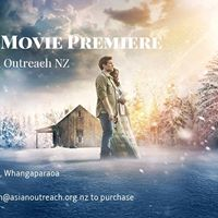 The Shack - Movie Premiere Fundraiser for Asian Outreach NZ