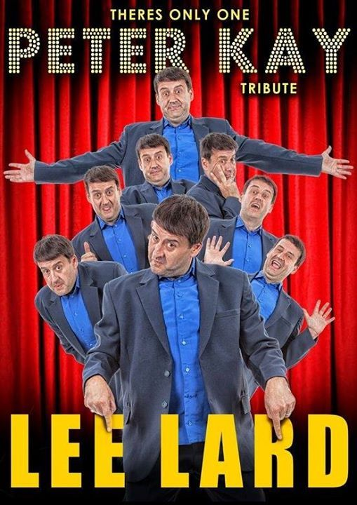 Lee Lard - A Tribute to Peter Kay
