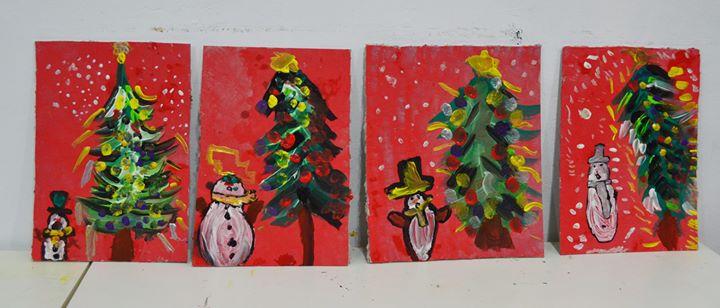 Atelier de pictura pentru copii 4-7ani