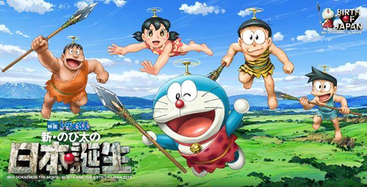 Doremon: Nobita và nước Nhật thời nguyên thủy - Image 2