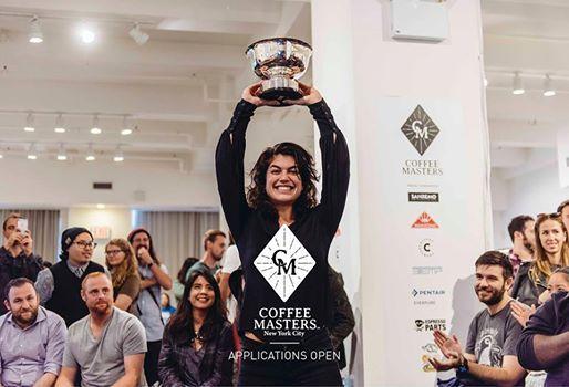 Coffee Masters - New York 2018