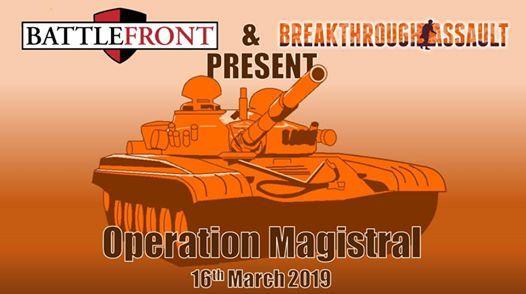 Operation Magistral - Team Yankee 16 Mar