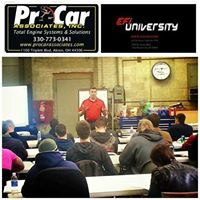 EFI 101 &amp DTW Classes in Akron OH