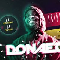 Olds Cool BHM Takeover Feat. Donaeo