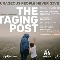 The Staging Post  Free Film Screening