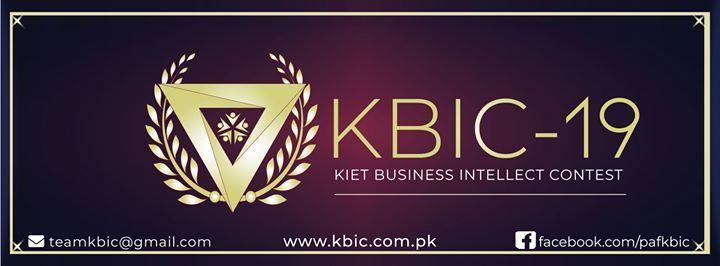 KIET Business Intellect Contest -19