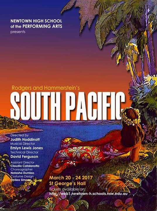 rogers and hammersteins south pacific essay Sample essay topic, essay writing: rogers and hammersteins south pacific - 858 words rogers and hammerstein's south pacific in rogers and hammerstein's south.